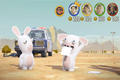 "Xbox 360 - ""Rabbids Invasions: Die interaktive TV-Show""-Screenshot"