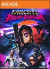Xbox Live Arcade - Far Cry 3: Blood Dragon Boxart