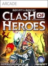 Xbox Live Arcade - Might & Magic: Clash of Heroes Boxart