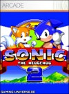 Xbox Live Arcade - Sonic The Hedgehog 2 Boxart