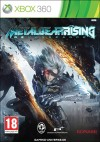 Metal Gear Rising: Revengeance Boxart