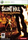 Silent Hill: Homecoming Boxart