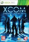XCOM: Enemy Unknown Boxart