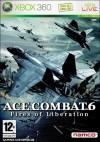 Ace Combat 6: Fires Of Liberation Boxart