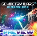 Geometry Wars 3: Dimensions - Preview Theme