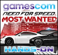 Zur Need for Speed: Most Wanted Screengalerie